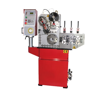 Wire and Strip Stamping    & Forming Machine