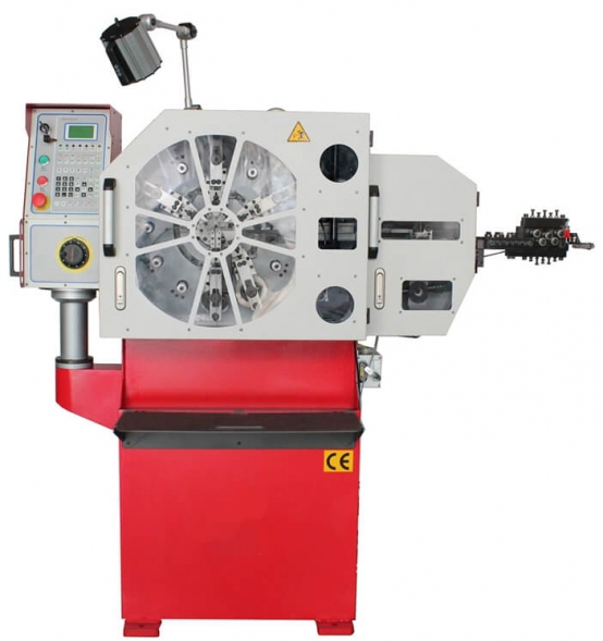 SF-16 Wire and Strip Stamping & Forming Machine