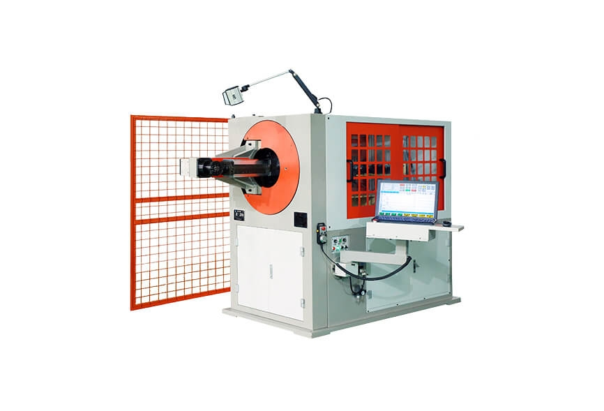 WB-5 CNC Wire Bending Machine
