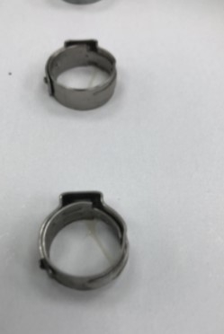 Stepless Ear Clamps