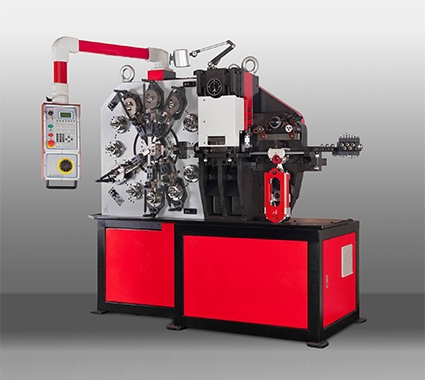 SF-50 Wire and Strip Stamping & Forming Machine