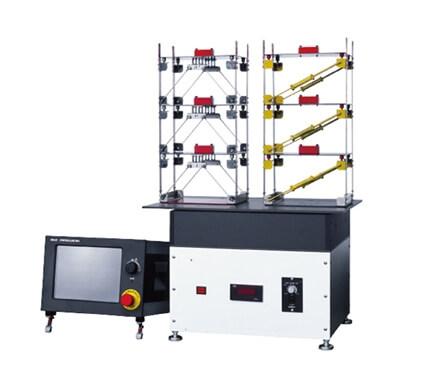 Uniaxial Seismic Simulator