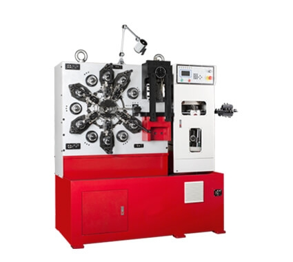 SF-40 Wire and Strip Stamping & Forming Machine